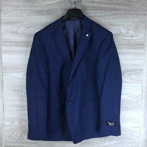Original Penguin Blue Suit Jacket